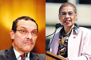 D.C. Mayor Vincent Gray and Delegate Eleanor Holmes Norton technically defeated the D.C. Council and advocates of a 2013 budget ...