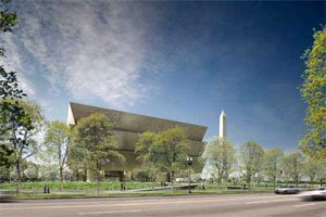 Smithsonian Museum, Last Building on the National Mall...