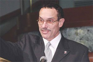 D.C. Mayor Vincent Gray is by no means one of the city's most compelling speakers...