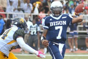 Howard pulled out a thrilling 35-28 win over North Carolina A&T in a Mid-Eastern Athletic...