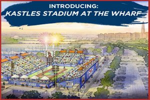 Today, the Washington Kastles announced that they will play the 2011 and 2012 seasons in...