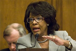 Rep. Maxine Waters (D-California) today expressed disappointment in the delay of her ethics trial and said she is being denied basic due process.  Courtesy Photo