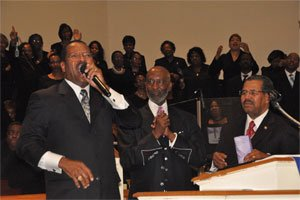Leadership of the nine largest historically Black denominations announced the launch of The Conference of...