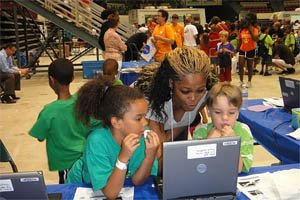 The YMCA's 17th annual Thingamajig Invention Convention engages and stimulates nearly 4,000 local children in...
