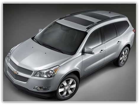 The 2009 Chevrolet Traverse is hard not to love as it appeals to so many.