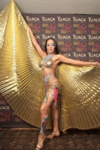 Tuaca Body Art Ball Evolution Tour Visits Houston Houston