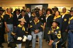 Houston, Texas-Sunday, April 5, 2009, The Buffalo Soldiers National Museum (BSNM), a non-profit organization, along with Honorary Chairperson Houston City ...