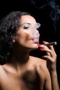 Good Smoking, Evil Smoking - TV Tropes
