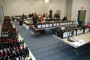 The seventh annual Houston Livestock Show and Rodeo International Wine Competition judging, held Nov. 14- 15, 2009, at Reliant Center, ...