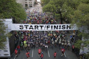 Cyclists will line up at City Hall on March 21, as the sixth annual BBVA Compass Tour de Houston bike ...
