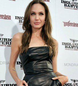 "The author of the biography ""Cleopatra: A Life"" may be hailing Angelina Jolie as the perfect choice to play the ..."