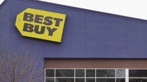 The big sellers during the holidays? Big TVs and smartphones. Best Buy definitely owes a debt of gratitude to Apple ...