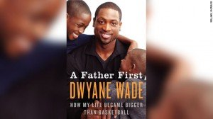 Miami Heat star Dwyane Wade says he felt numb as a child when he watched his mother inject herself with ...