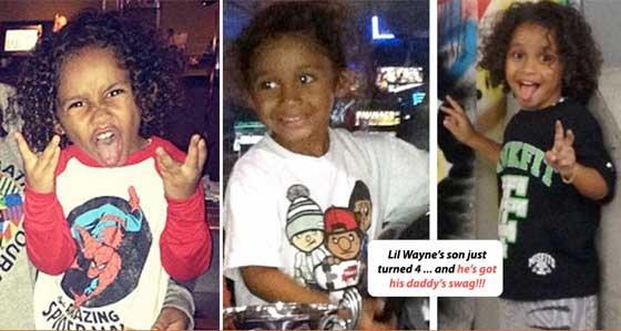 All Of Lil Wayne Kids