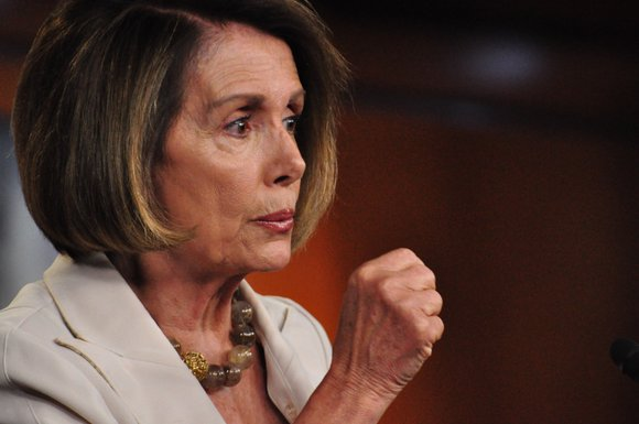 But two days before an expected vote on the White House's top economic priority, Pelosi -- so far not a ...
