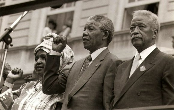 According to news reports at press time, Nelson Mandela was on life support and was surrounded by his family. At ...