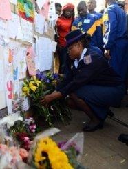 outh African President Nelson Rolihlahla Mandela died on December 5