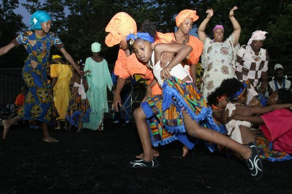 For four days beginning on July 4, Brooklyn's Commodore Park was once again the site of the historic International African ...