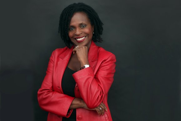 The Rev. Dr. Jacqui Lewis is making history at one of the city's oldest churches. She is the first female ...