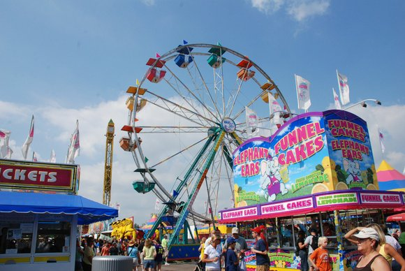 The season of summer festivals is in full swing. Whether it's the county fair or a music festival, vendors are ...