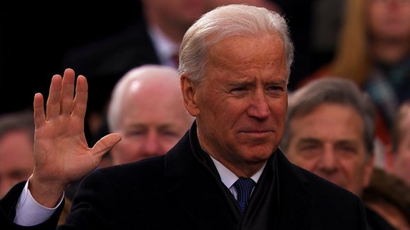 The Oval Office is still in Vice President Joe Biden's sight - though if he never makes it to the ...