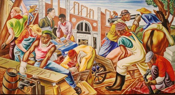 Some of the most treasured artwork to come from a historically Black college is on display in the city. The ...