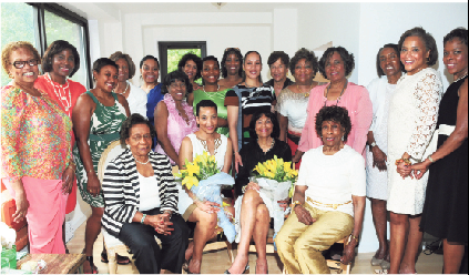 On Sunday, June 30, a ladies friendship brunch honoring Alma Rangel and her longtime service to the Metro-Manhattan Chapter of ...