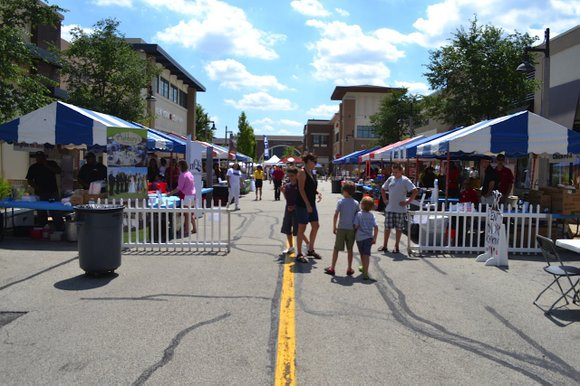 For the last four years, the Taste of Bolingbrook was held behind the Bolingbrook Village Hall. This year, the Taste, ...