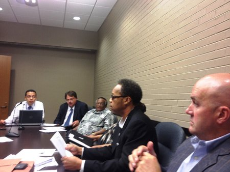A meeting of the Housing Authority of Joliet board had to be cancelled Thursday afternoon after the HAJ's staff failed ...