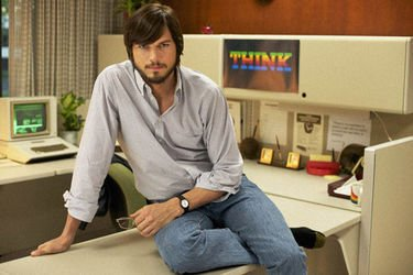 Jobs (PG-13 for drug use and brief profanity) Ashton Kutcher portrays Steve Jobs in this reverential biopic revisiting the early ...