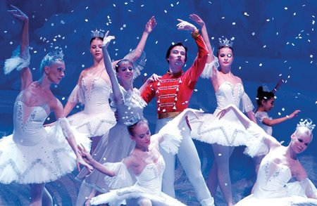 The Moscow Ballet will hold open auditions for talented young dancers ages 7 to 17 to perform in their annual ...