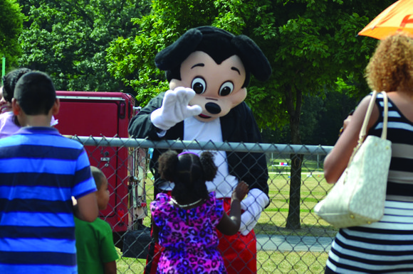 More than 1,200 enthusiastic parents and children came out to the 2013 Back-to-School Bash sponsored by The Times Weekly and ...
