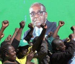 "Echoing similar sentiments from a decade ago, on July 2, Zimbabwe's President Robert Mugabe demanded that the remaining European ""landowners"" ..."