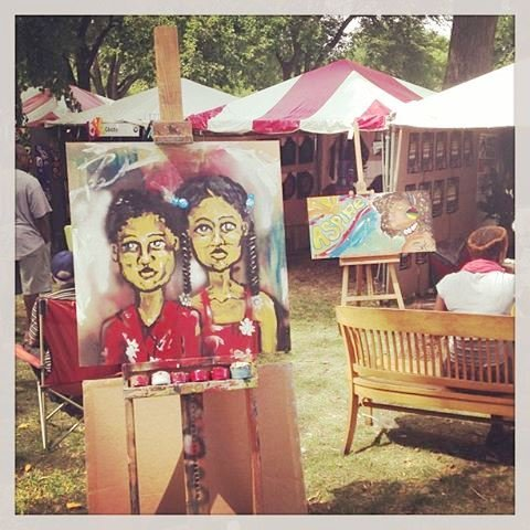 """Themed """"Asali"""" which means """"Origins,"""" the 24th Annual African Festival of the Arts, (AFA) the largest neighborhood-festival in Chicago took ..."""