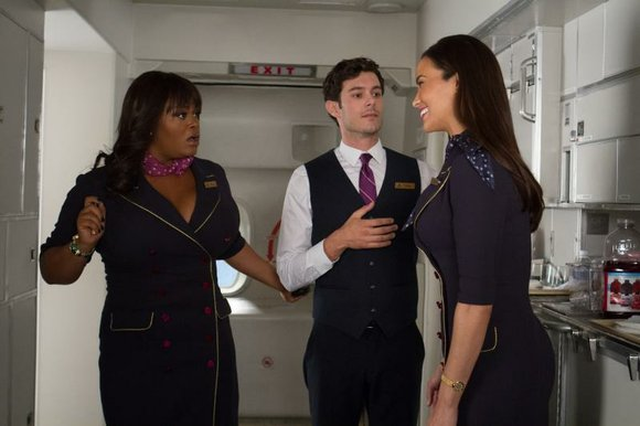 Baggage Claim (PG-13 for profanity and sexuality) Paula Patton stars in this romantic comedy about a marriage-minded flight-attendant's frantic search ...