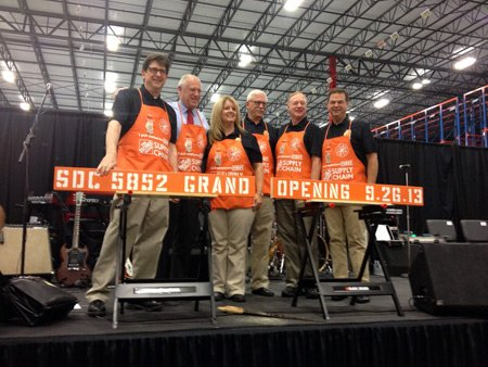 Gov. Patrick Quinn made a stop in Joliet Thursday morning for the grand opening of a new 1.6 million square ...