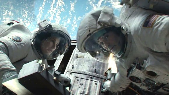 Gravity (PG-13 for intense peril, disturbing images and brief strong profanity) Sci-fi survival thriller about a veteran astronaut (George Clooney) ...
