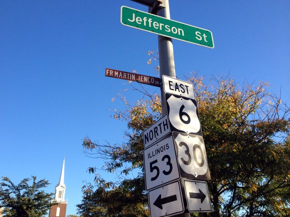 Getting a street named in honor of someone in Joliet will now take a bit more leg work under a ...