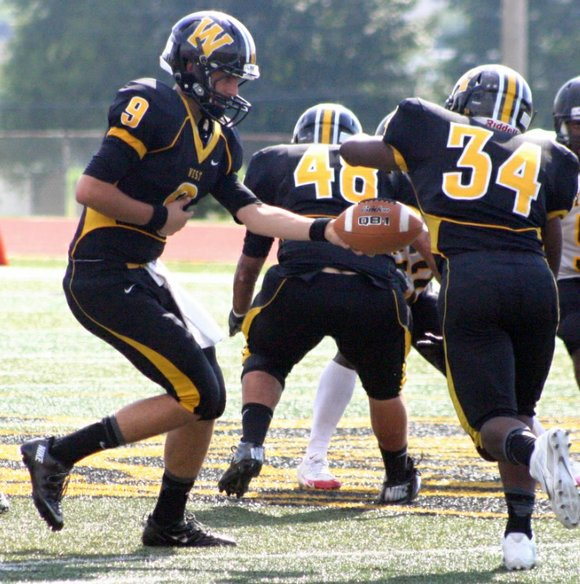 The Joliet West Tiger football team has been right on the edge of success for the past few seasons and ...