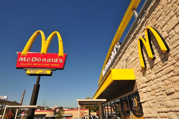 "Janney Capital Markets restaurant analysts wrote in a report Monday that ""one of our industry sources indicates that McDonald's U.S. ..."