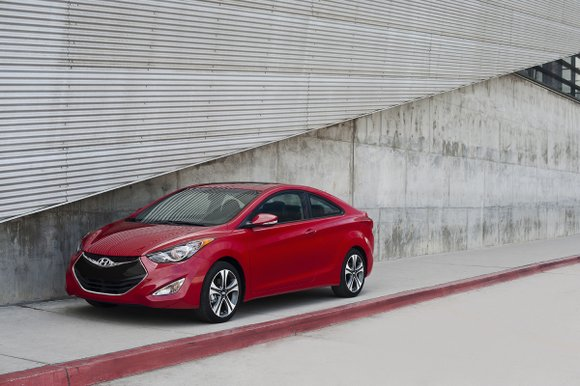 The Hyundai Elantra makes you ask is the glass half empty or half full. For the road test, we had ...