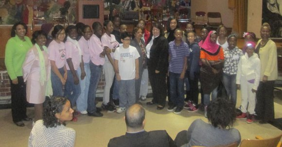 On Saturday, Nov. 2, the Tau Omega and Pi Kappa Omega chapters of Alpha Kappa Alpha Sorority hosted an Emerging ...