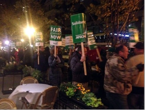 Negotiations between Will County and union leaders from AFSCME Local 1028 held both Wednesday and Thursday resulted in no agreement ...
