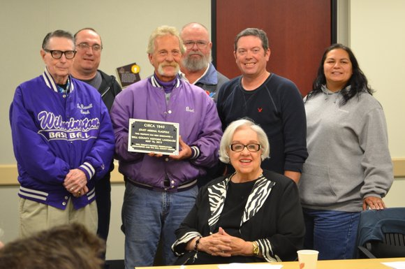 Will County's Historic Preservation Commission honored the City of Wilmington and Bert Niehls for the recent landmark designation of the ...