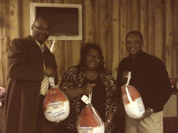 Touching Lives Soul Outreach Feed The People Thanksgiving Basket program was a great success as sixty families gathered at Love ...
