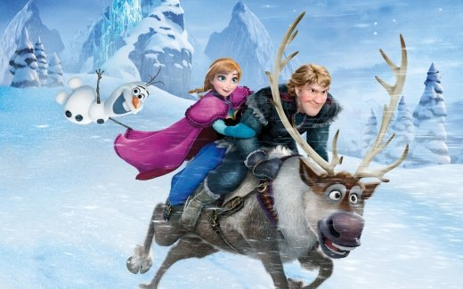 BIG BUDGET FILMS Frozen (PG for action and mild rude humor) Disney animated adventure about a fearless princess (Kristen Bell) ...