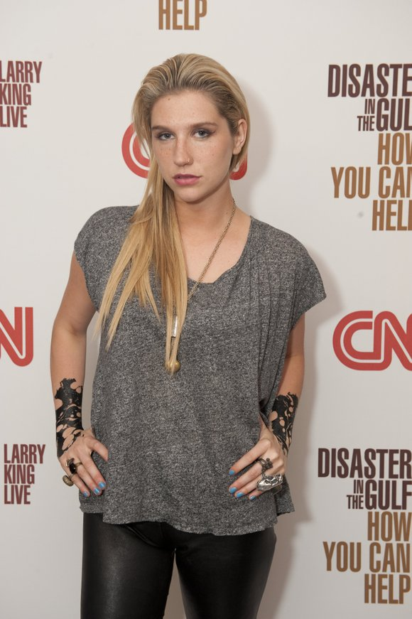 Pop star Ke$ha has checked into a 30-day treatment facility for an eating disorder.