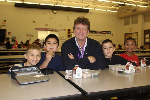 Joliet Grade Schools recently welcomed community and business members into their schools for their Tenth Annual Principal for a Day ...