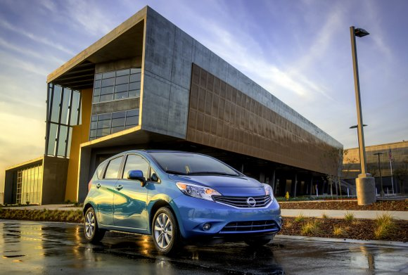 The Nissan Versa Note SV was one of those capable vehicles that seem to have slipped under the radar.
