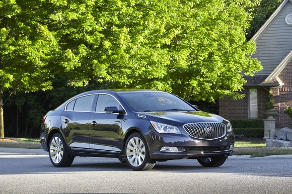 The LaCrosse was the first car that signaled Buick was serious about making a comeback in the U.S. market. In ...